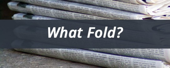 What fold?