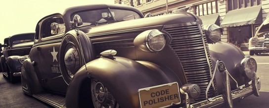 Polish your code