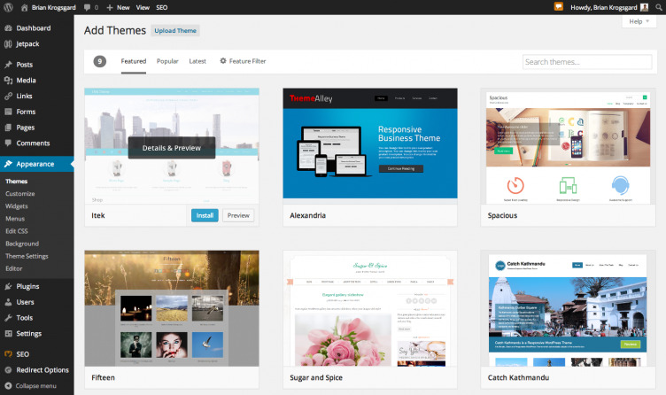 wp39-theme-browser