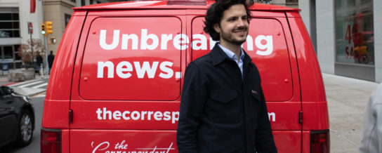 An Interview with Ernst-Jan Pfauth of <em>De Correspondent</em>