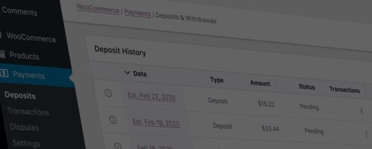 WooCommerce Payments offers a more unified eCommerce experience, better feature parity with Shopify